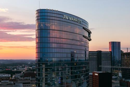 JW Marriott hotel, Nashville